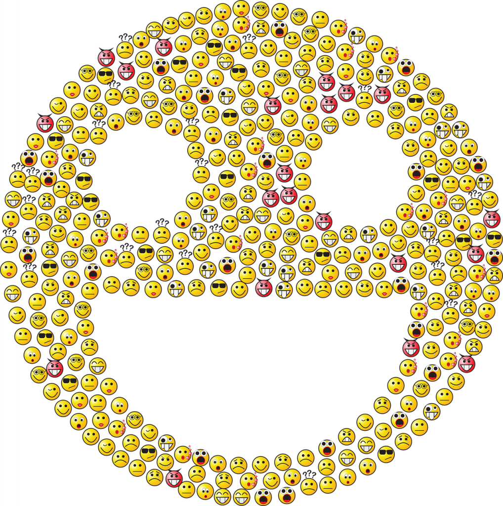 emoticons, emoji, smileys